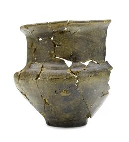 Grabbeigabe, Keramikgefäß BR08.04/05.12