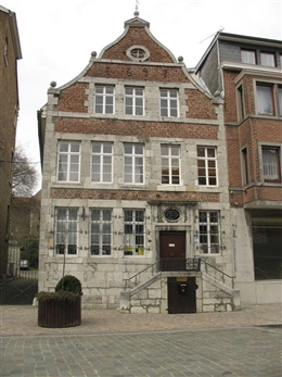 Haus Gospertstraße 52 (Stadtmuseum)