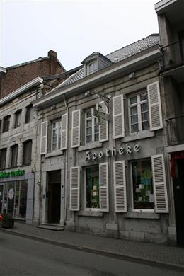 Haus Klosterstraße 20