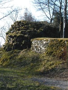 Burgruine Bütgenbach