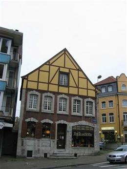 Haus Kirchstraße 1