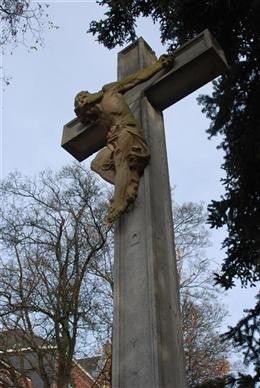 Kreuz auf dem Heidberg