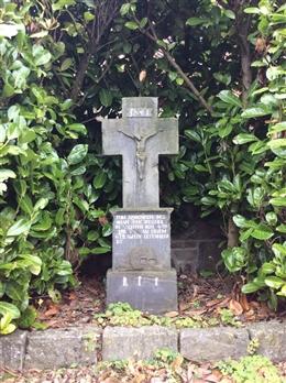 Grabkreuz Johan Juck