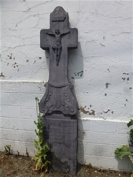 Gedenkkreuz (Christus am Kreuz)