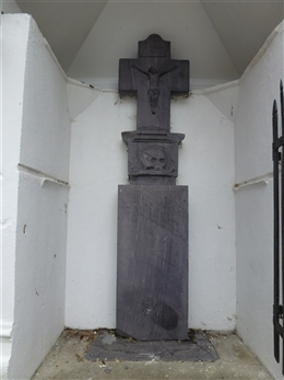 Grabkreuz (Catharina Hennen und Matthias Scheuren)