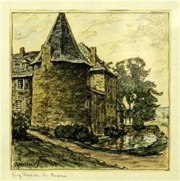 Burg Raeren bei Eupen