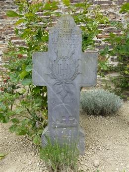 Grabkreuz (Barbara Gongans)