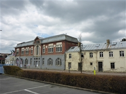 Haus Lütticher Straße 280/288
