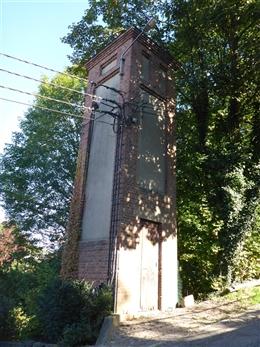 Transformatorenhaus Kügelgasse (Eupen)