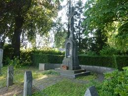 Gedenkkreuz (Schloss Lontzen)