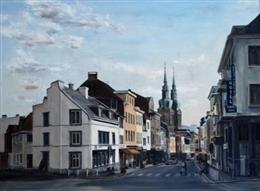 Klosterstraße in Eupen