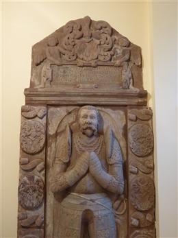 Epitaph des Johan Reinhard von Bulich