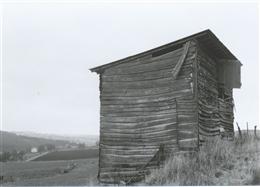 Andler, 1979:  Feldschuppen