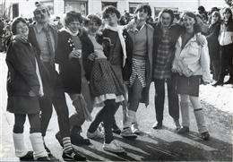 Amel, 1983: Straßenkarneval