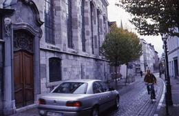 Aachen, 1997: Couven-Portal St. Annakirche