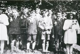 Auel-Steffeshausen, 1938: Erstkommunion