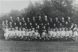 Aldringen, 1934: Priesterjubiläum