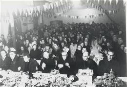 Aldringen, 1968: Abschiedsfest für den Pastor