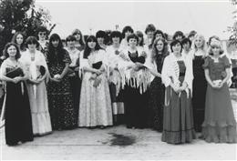 Aldringen, 1979: Ehrendamen