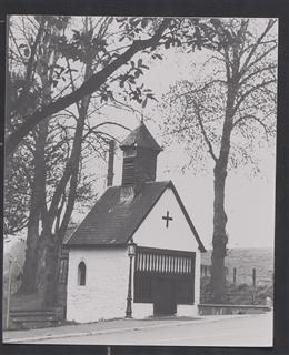 Astenet, o.D: Sankt-Johannes-der-Täufer-Kapelle