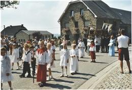 Amel, 2003: Fronleichnamsprozession