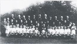 Aldringen, 1933: Erstkommunion und