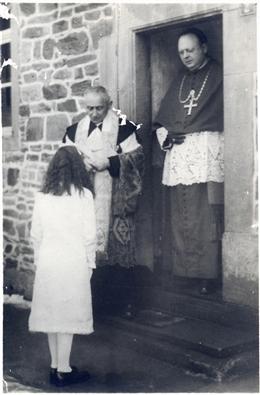 Amel, 1942: Goldenes Priesterjubiläum
