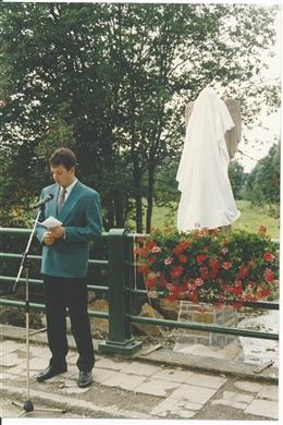 Amel, 1994: Einweihung der Engelsbrücke
