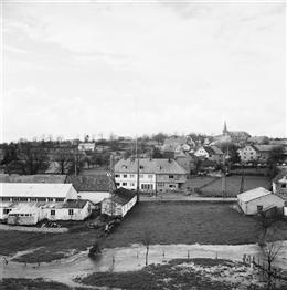 Amel, um 1970: Dorfansicht