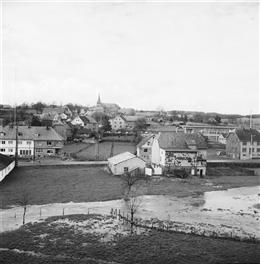 Amel, 1961(?): Überschwemmungen