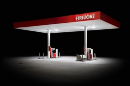 Petrol Stations - Firezone