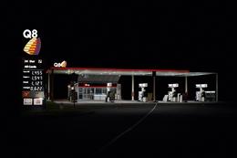 Petrol Stations - Q8