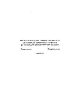 Bibliographie Werner Miessen 1945-2002 Teil 2