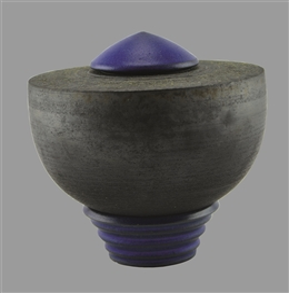 Kalebassenform hoch