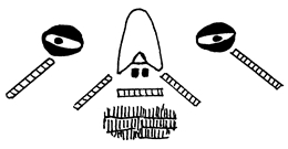 Gesicht 001
