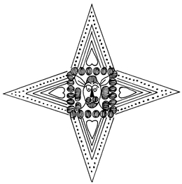 Medaillon 029