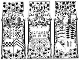 Bauchfries 099 Wappen Hochauflage