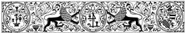 Bauchfries 103 Wappen und Hausmarken