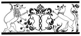 Bauchfries 108 Wappen (Teil)