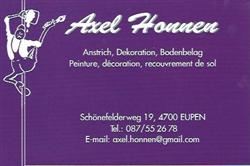 Axel Honnen Anstrich OHG