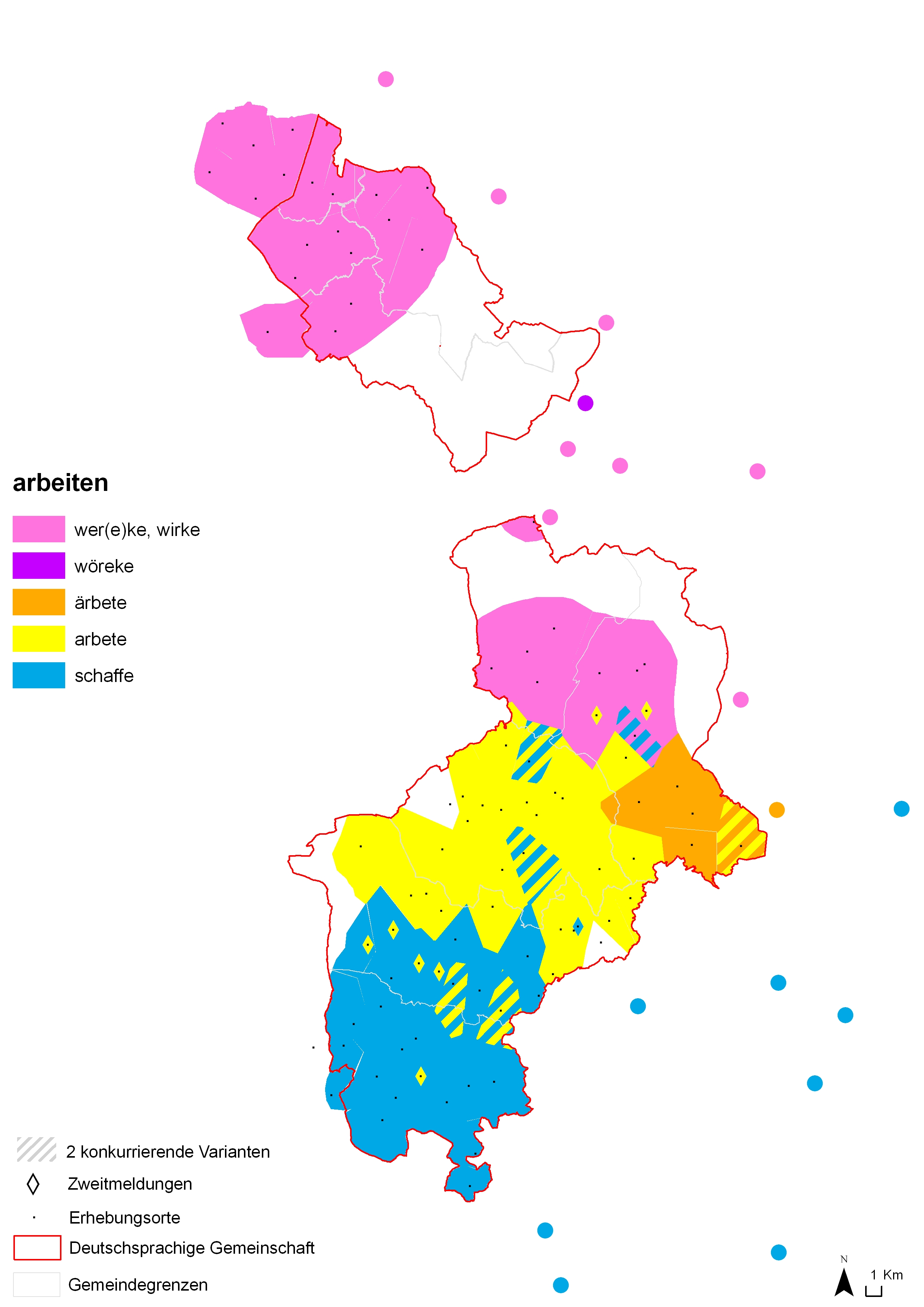 GEO Karte